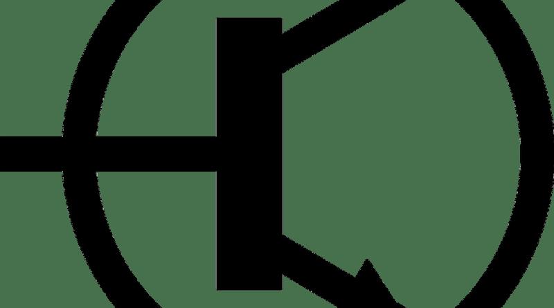 Tranzistor - schematická značka