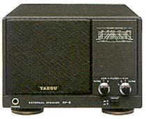 Stolový reproduktor so zabudovanými filtrami Yaesu SP-6