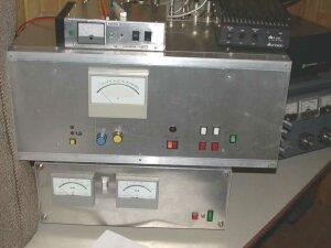 XVRT Javornik počas VHF contestu 2002 z JN75DS