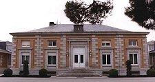 Palác Zarzuela, QTH EA0JC