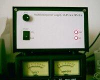 Napájacie zdroje - vrchný home made, spodný továrenský RM LPS 120/S
