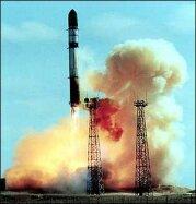 Nosná raketa Dnepr