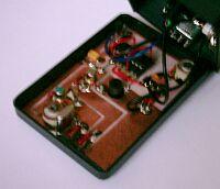 Kalibrátor na mikrovlnné pásma