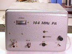 100W PA s MRF317 podľa OZ2OE