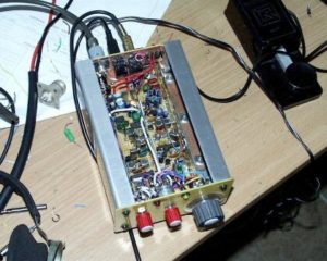 QRP transciever OM3TY