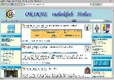 Klubové stránky OK1KHL dostali novú podobu