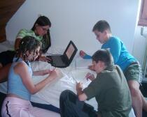 Letný tábor mladých rádioamatérov 2007