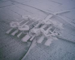Omrznuté štvorča DL7KM antén