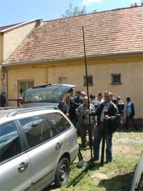 Fotografie zo stretnutia v Borovciach