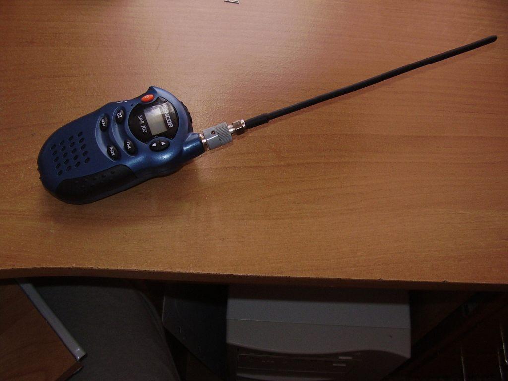 Letný kurz rádioamatérov 2003
