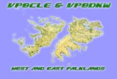 VP8CLE a VP8DKW – Falklandy