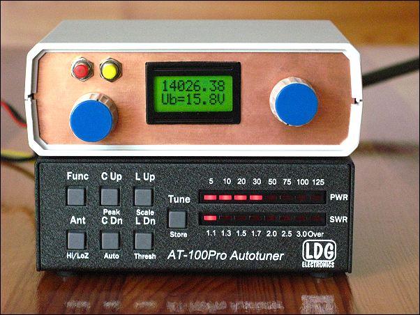 SW20+ a LDG AT100