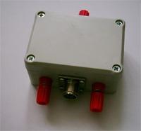 Krabička štvrťvlnnej antény na 7MHz