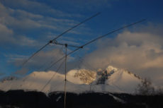 Setkání radioamatérů na Kozákově