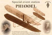 PH100EL QSL lístok