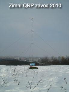 Zimní QRP závod 2010