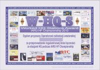 2010 W-HQ-S Award