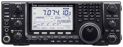 Novinka od ICOM: IC-7410