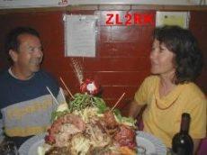 ZL2RK – Nový Zéland