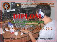 Diplom OM4KK