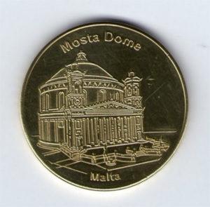 Medaila Dómu v Moste