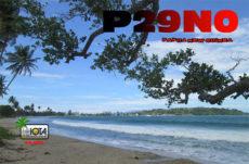 P29NO – Papua-Nová Guinea