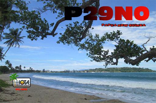 P29NO - Papua-Nová Guinea
