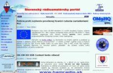 Hamradio.sk – problémy so serverom