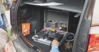 Kufrík s rádiovybavením OM1ii