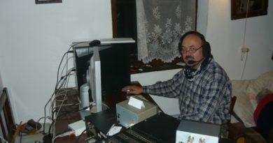 Igor OM6CI pri conteste