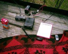 Letný tábor mladých rádioamatérov 2004
