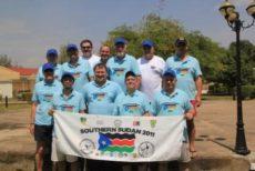 ST0R Južný Sudán – DX expedícia