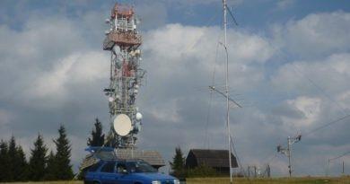 VKV rádioamatérske antény a profi stožiar
