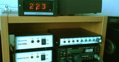 Experimentátorská rádiostanica