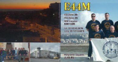 E44M QSL lístok