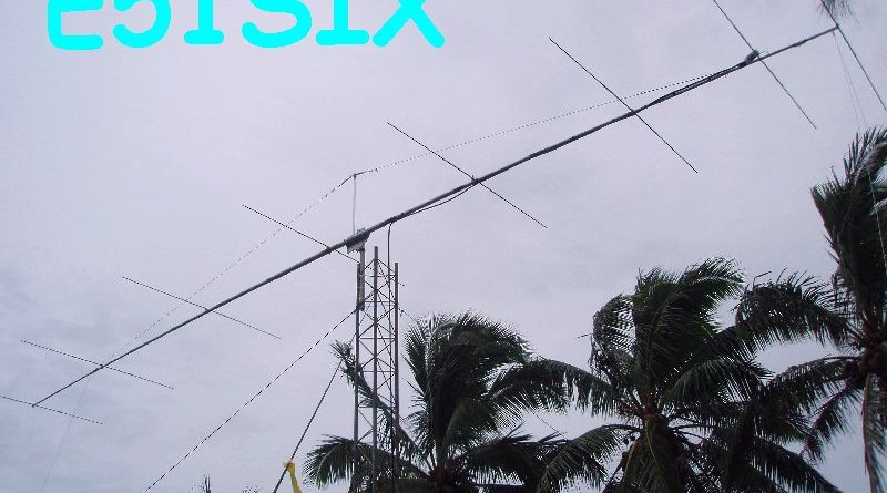 E51SIX 6m EME