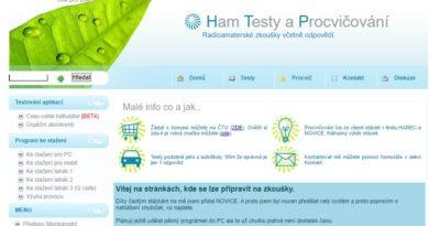 Online príprava na rádioamatérske skúšky
