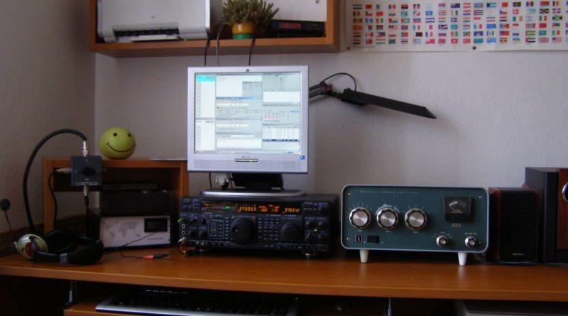 Rádioamatérsky kútik