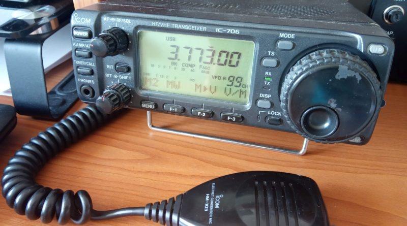 Icom IC-706mk1
