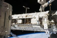 ISS crossband transpondér