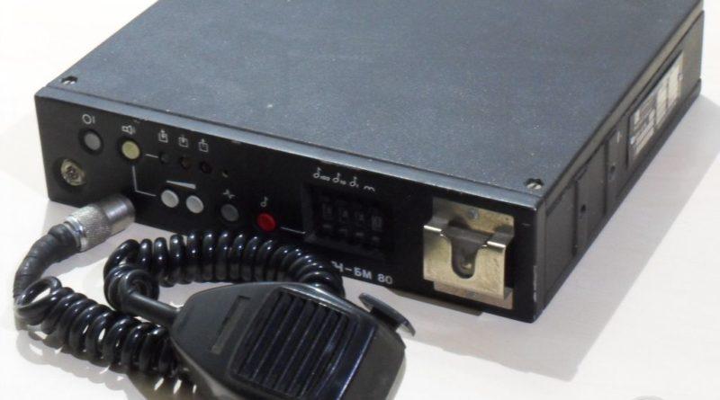 Vysielačka LEM BM 80