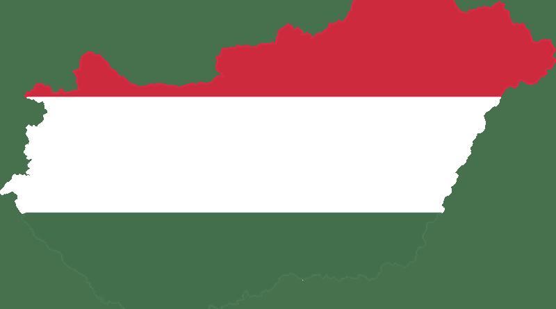 Maďarsko zástava