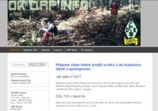 Webové stránky časopisu OK QRP Info