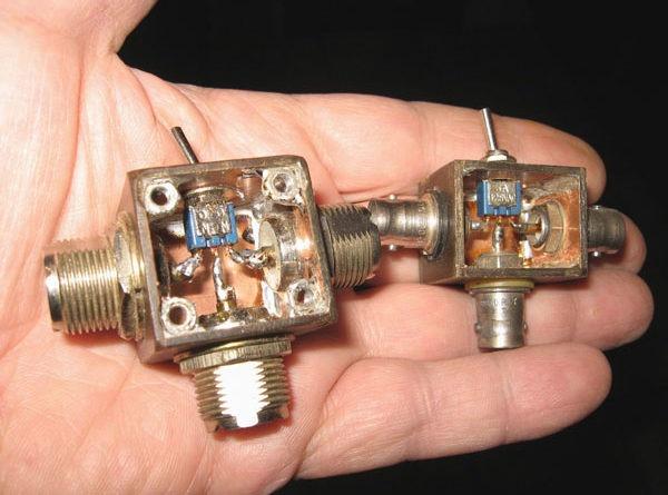 Miniatúrny prepínač