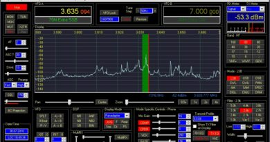 PowerSDR software