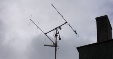 Satelitné antény AZ/EL rotátor