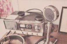 Pozvánka na výstavku starých rádioprijímačov