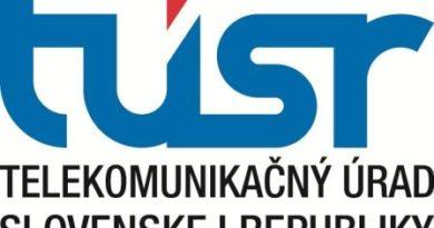 Telekomunikačný úrad SR logo