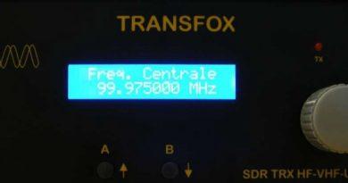 Transfox SDR TCVR
