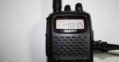Yaesu FT-60 ručná rádiostanica